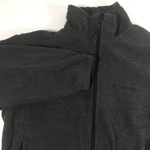 Columbia Two Pocket Full Zip Fleece